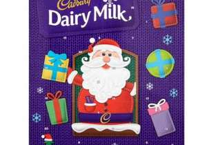 cadburys advent calendar £1 @ Tesco