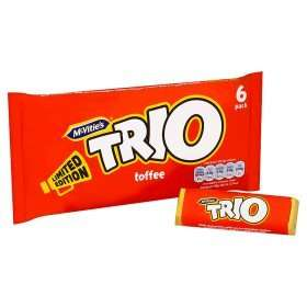 I want a Trio and I want one now ! £1 for a limited edition six pack @Asda