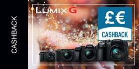 Panasonic Winter Camera & Lens promo - £100 cashback on GX80 £549 @ John Lewis/Currys & Various