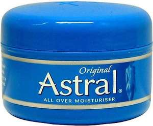 Original Astral Cream 500ml Was £7.99 Now £3.89 @ Superdrug