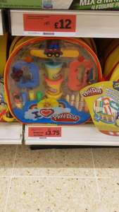 play-doh bag reduced to clear sainsburys was £15.00 now £3.75 instore
