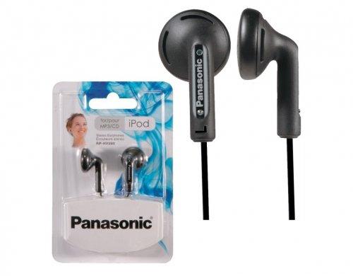 Panasonic RP-HV094E In Earphones - Black £2.80 delivered by UKDapper