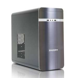 Zoostorm 7250-0129 Desktop PC i7-4790 3.6GHz 8GB RAM 1TB HDD Windows 8.1 with Keyboard (Refurb) from Tesco Outlet eBay - £299