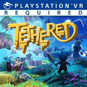 Tethered for PlayStation VR. 10% off for PS+ users @ PSN - £22.49