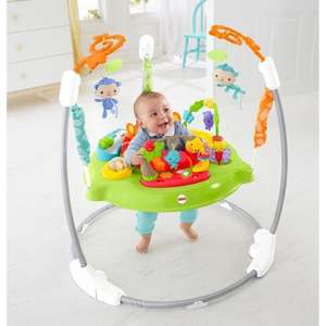 Fisher Price Roaring Rainforest Jumperoo, £49.99 at Smyths delivered