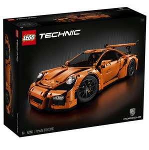 LEGO Technic Porsche 911 GT3 RS 42056 at Smyths for £179.99