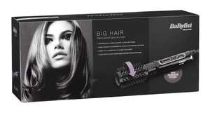 BaByliss Big Hair 50 mm Rotating Hot Air Styling Brush £26.99 @ Amazon