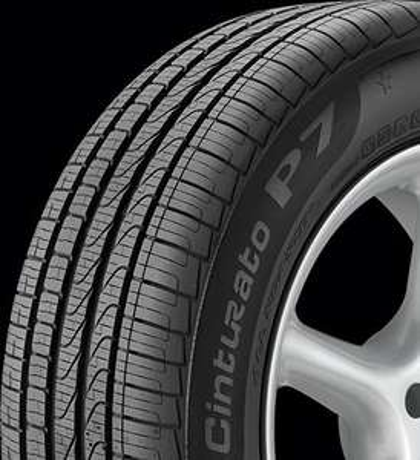 BMW x3 Pirelli Cinturato P7 Run Flat Tyres £138 @ F1 Auto centers