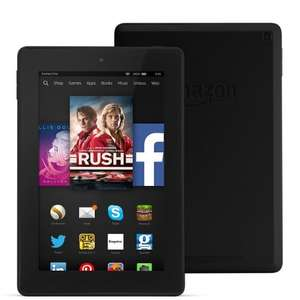 Amazon Fire 7 HD Certified Refurbished for £45.00 with discount code