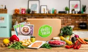 Lowest price Hello Fresh so far at £1.25 per meal delivered, or £7.49 for 6 meals @ Groupon