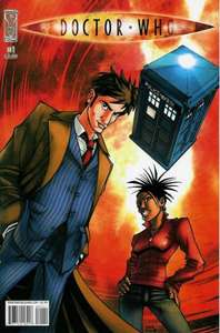 Humble Dr. Who Comic Bundle - From 82p - Humble Bundle