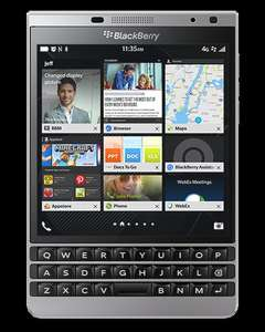 BlackBerry Passport | Passport Phone & Passport Bundle £284 @ Blackberry