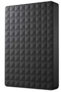 Seagate Expansion 4TB USB 3.0 Portable 2.5 inch External Hard Drive £99.99 (94.99 with student discount) via Amazon