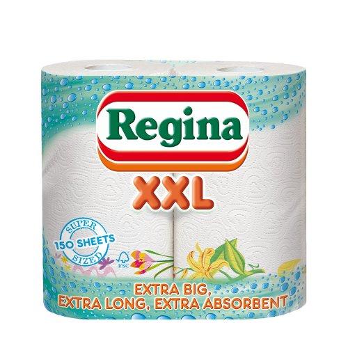 regina xxl kitchen roll 2pk was £2.95 now £1.45 at wilko