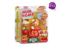 NUM NOMS 3 for 2 in argos small pots and bigger sets