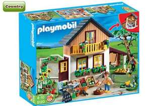 Playmobil 5120 Farm House With Market £27.50 (+ £2.95 Del)