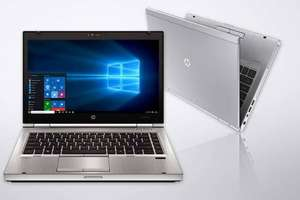 HP Elitebook 8460p with i5 (Grade A - Refurb) @ Wowcher