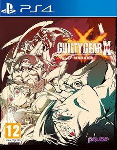 Guilty Gear Xrd Revelator (PS4) - GAME