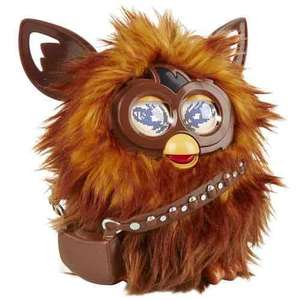 Furby Star Wars Furbacca now half price £34.99 at Toys R Us