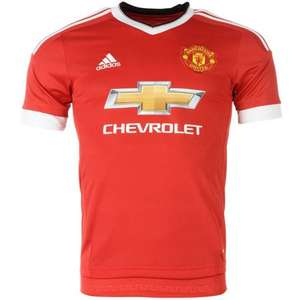 Manchester United Home Shirt 2015 2016 Short/Long Sleeve at Sports Direct for £20 + £4.99 delivery/C&C