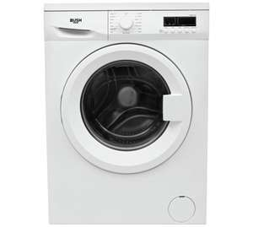 Bush WMNS714W 7KG 1400 Spin Washing Machine reduced to £169.99 Argos