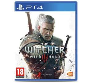 The Witcher 3 (XO and PS4) at Argos for
