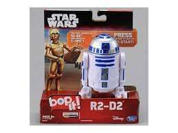 Buy one get one free on Hasbro games inc R2D2 bopit and Monopoly world edition £19.99 @ Toys R Us