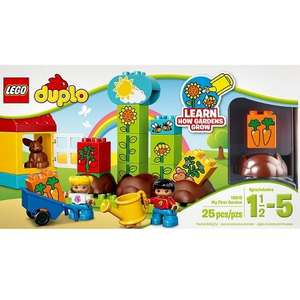 Toys upto 70% off at boots.com - new lines added including: LEGO™ DUPLO My First Garden (was £17 now £5.10)