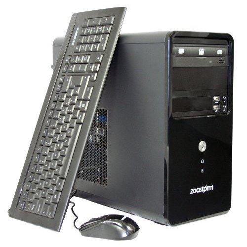 Zoostorm i5-3330 Quad Core Desktop PC 12GB RAM Windows 8 (NEW) @ zoostorm-sales eBay - £239.99