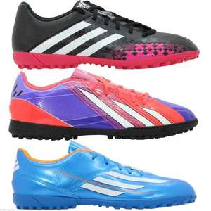 Adidas Men's football astro turf boots Messi F5 2 colours were £39.99 now £14.99 delivered @ eBay sold by trade-sports