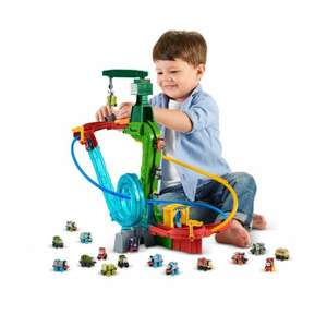 Thomas & Friends Minis Motorized Raceway £24.99 delivered using code @ Smyths Toys