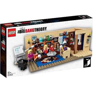 Lego The Big Bang Theory Set 21302 £35.97 at Asda