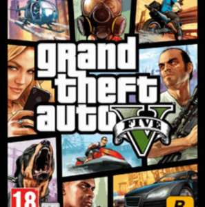 GTA V Xbox 360 Pre-owned £9.99 from Game
