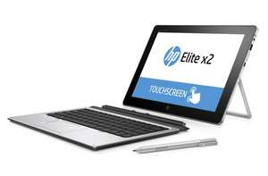 HP Elite x2 1012 G1 L5H24EA#ABU Core m7-6Y75 8GB 256GB SSD 12Touch BT CAM Win 10 Pro Silver £724.47 @ Technoworld