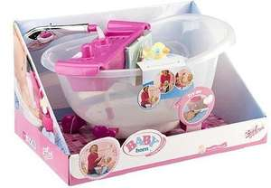 Baby born interactive bathtub with duck @ Tesco free c&c £18.99