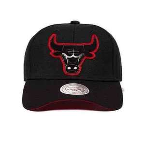 75% off Chicago Bulls Cap by Mitchell and Ness @ JD Sports for £5 (free C&C)