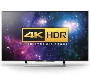 SONY BRAVIA KD49XD8088 4K TV - Richer Sounds