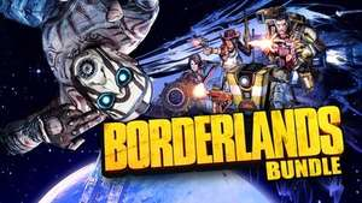 Borderlands bundle £13.49 @ Bundlestars