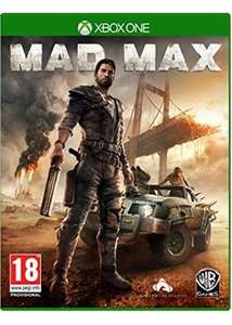 Mad Max (PS4/XO) £11.99 / Dying Light: The Following - Enhanced Edition (PS4/XO) £15.49 / Batman: The Telltale Series (PS4) £17.99 Delivered @ Base