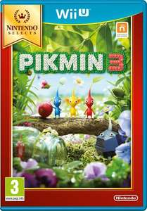 [Wii U Selects] Pikmin 3 / New Super Mario Bros. + Luigi U - 2 for £30 @ Base