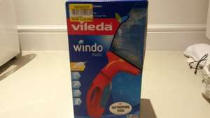 Vileda Windomatic Window Vacuum £19 @ Tesco instore