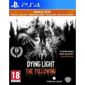 [PS4/Xbox One] Dying Light: The Following Enhanced Edition - £15.50 - TheGameCollection