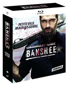 Banshee - Season 1-4 Blu Ray @ Amazon France for £23.33 delivered