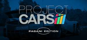 [Steam] Project CARS - Pagani Edition - Free - Steam Store