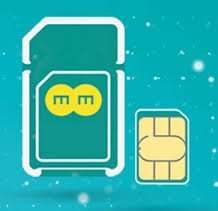 EE Sim Only (retention Deal) - Unlimited Minutes, Unlimited Texts, 4GB Data £8.99pm