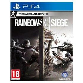 PS4 Rainbow Six Siege £15 instore @ ASDA