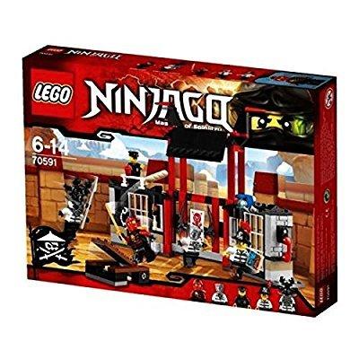 Lego ninjago Kryptarium prison breakout £11.04 from £17.99 @ Amazon (Prime or add £4.75)