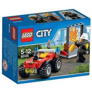 Amazon Lego add on £2.50 (free delivery wys £20 +)