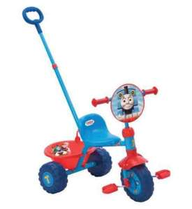 Thomas and friends my first trike £16 @ boots. Free c&c