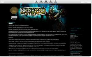 BioShock on offer for £3.99 on Mac app store